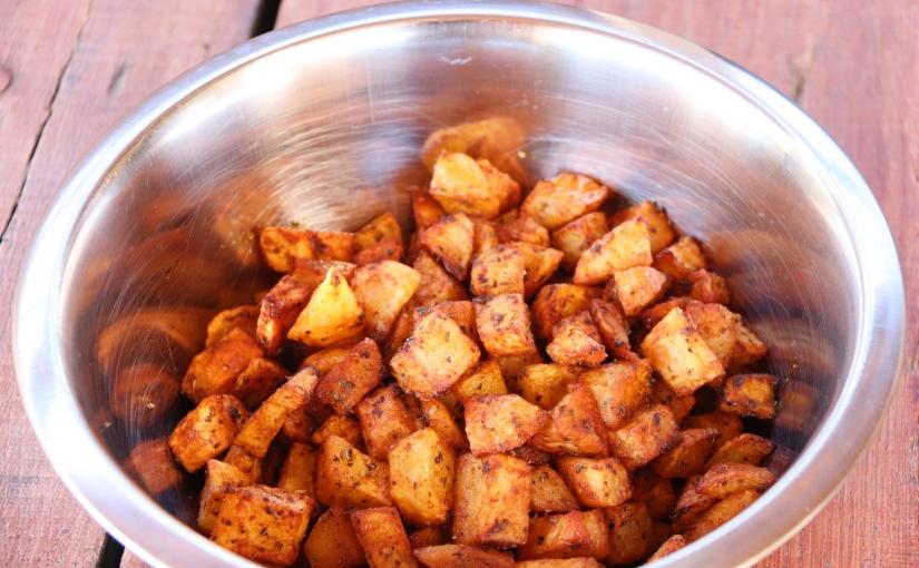 Patatas Bravas quidéchirent!!!