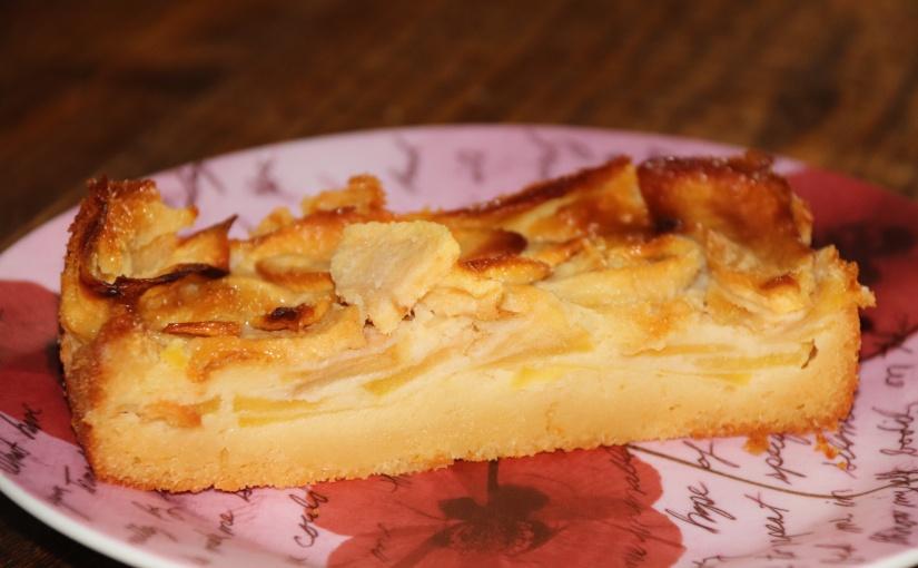 Gâteau aux pommesmoelleux