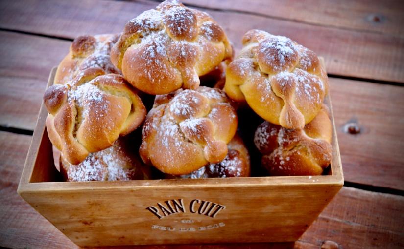 Pan de muertomexicain