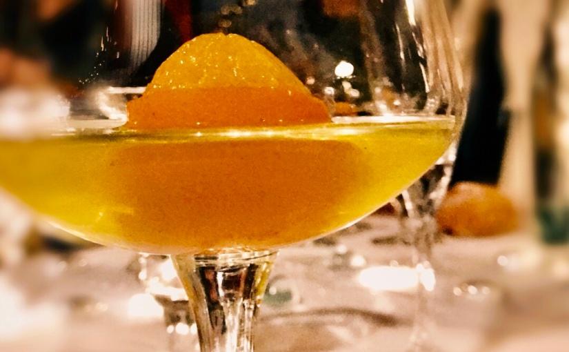 Cocktail de Noël à laclémentine