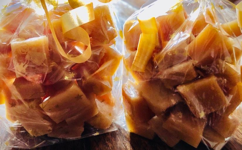 Bonbons Caramels au beurresalé