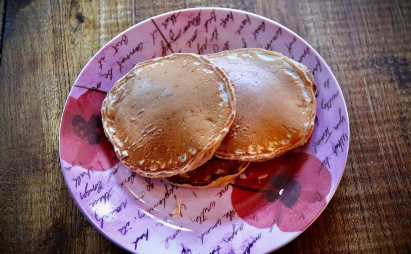 Pancakes à lachâtaigne