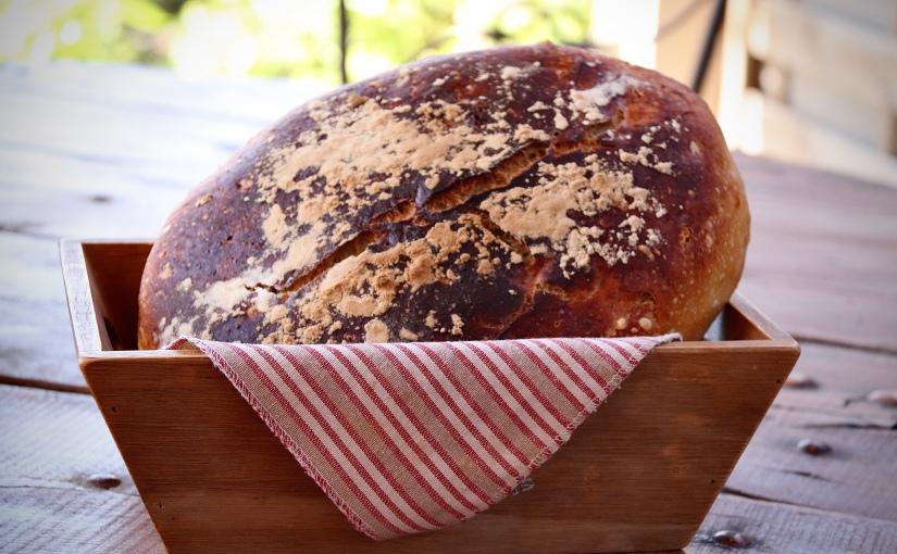 Le pain…