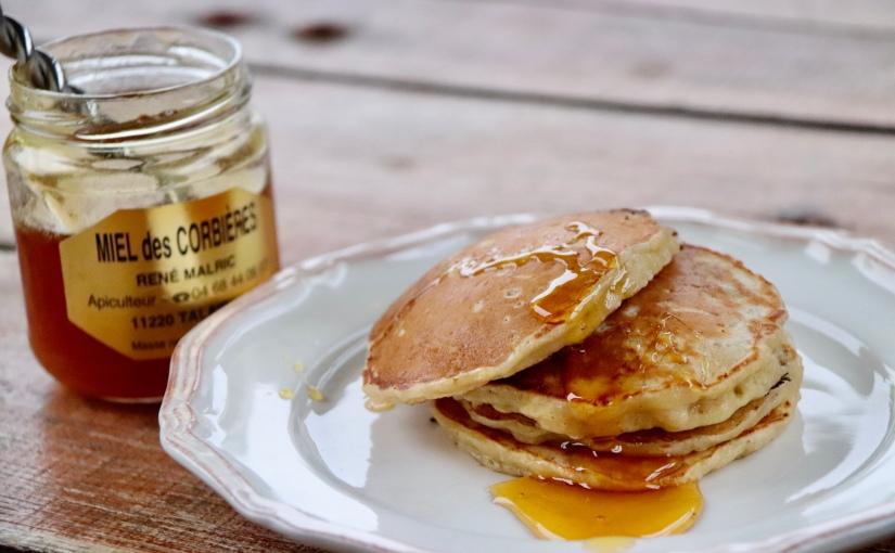 Pancakes à lapomme