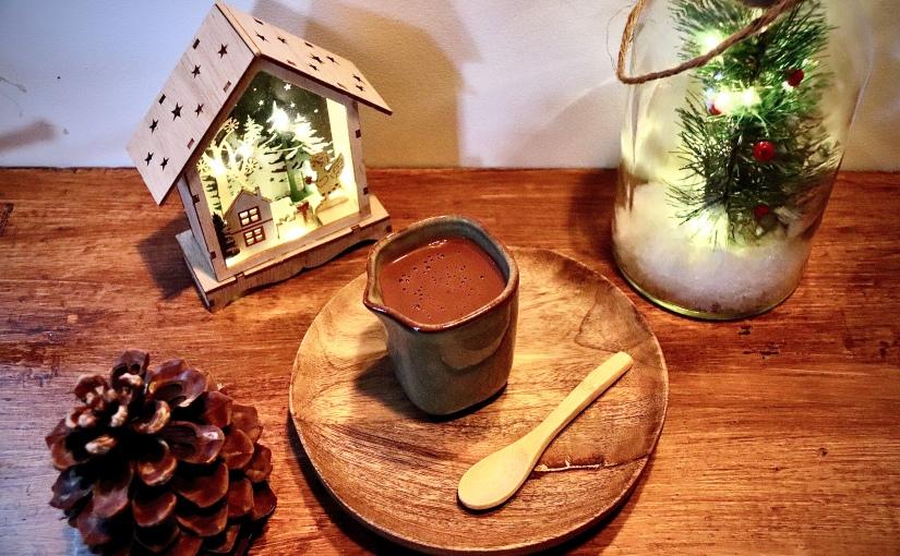 Le chocolat chaud qui fait lamoustache