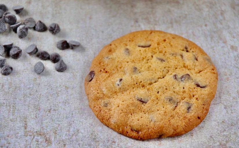 Cookies de la petite fille duboulanger